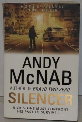 Silencer by Andy McNab - 9780552161428